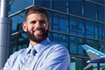 Boeing Scholar Jason Cohen